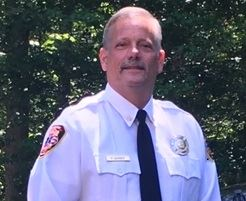 Phil Warner, Fire & EMS Chief photo