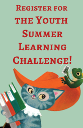 Register for the Youth Summer Learning Challange