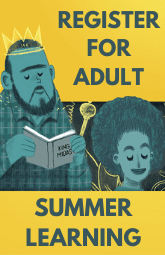 Register for Adult Summer Learning
